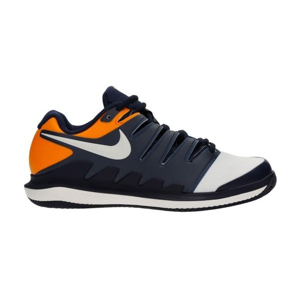 Nike Zoom Vapor X Clay Navy-Arancione