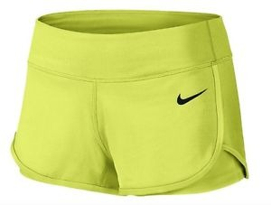 Nike Court Short Lime Donna