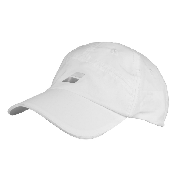 Babolat New Microfiber Cap 2017 Bianco