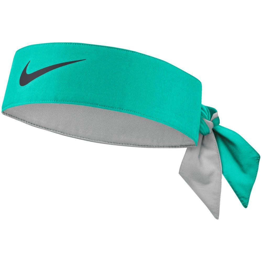 Nike Bandana Turchese Logo Nero 1