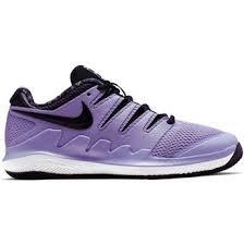 Nike Vapor X Viola Nero Junior