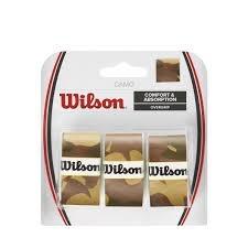 Wilson pro Overgrip Camo Marrone (3x)