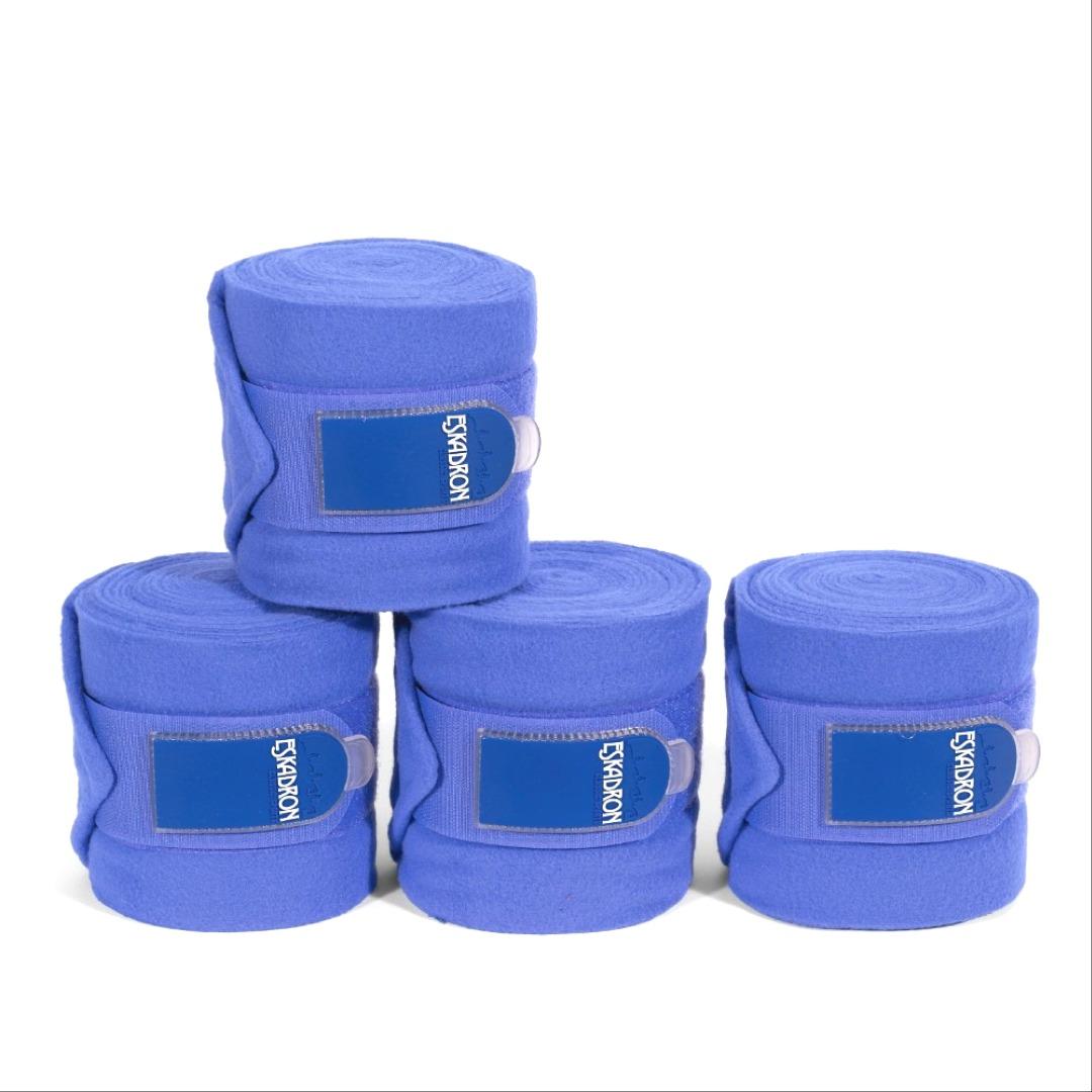 Eskadron Bandagen Fleece Blu