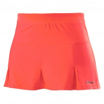 Head Club Skort Corallo Bambina