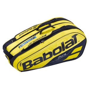 Babolat Pure Aero Bag 12x Yellow Black 2019