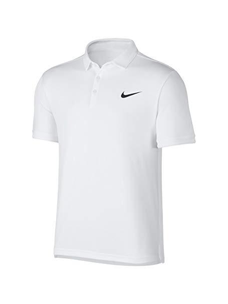 Nike Spring Team Polo Bianco Uomo 1