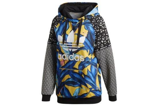 Adidas Hoody  Sweatshirts Multco Blu