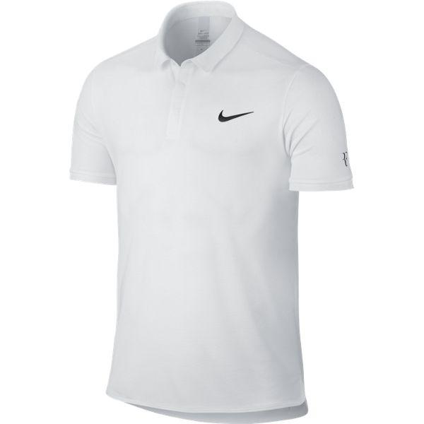 Nike Roger Federer Polo Wimbledon Uomo