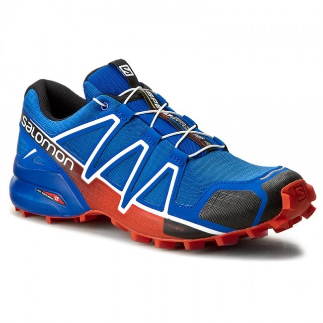 Salomon Speedcross Blue Black 4 Uomo 1