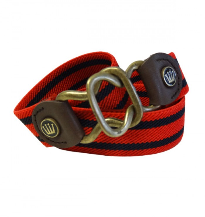Spooks Svea Belt Red-Navy
