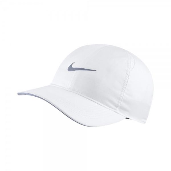 Nike Cappellino Summer Featherlight White