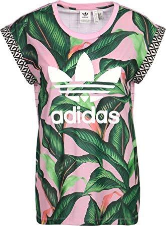 Adidas Tee T-Shirt Multco Rosa