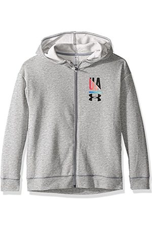 Under Armour Fall Favorite Hoodie Grigio Bambina