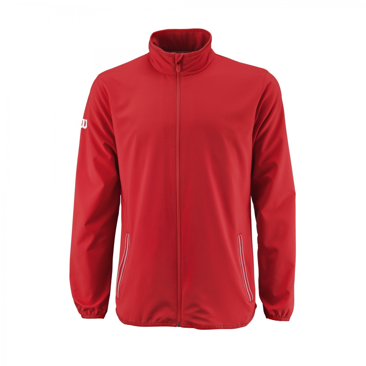 Wilson Team Woven Jacket Rosso Uomo 1