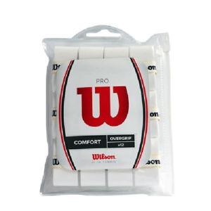 Wilson Pro Overgrip Bianco (12x)