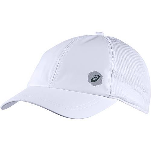 Asics Essential Cappellino Brillant Bianco Unisex