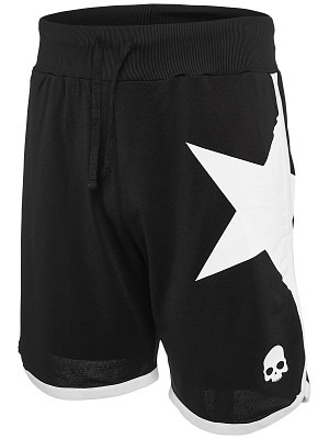 Hydrogen Tech Star Shorts Black