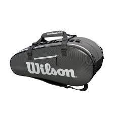 Wilson Super Tour 2 Comp Large Black Grey 1