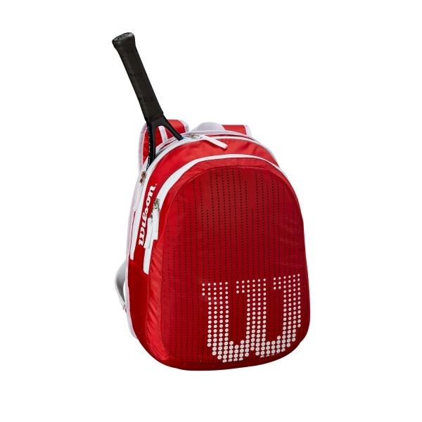 Wilson Junior Backpack Red White