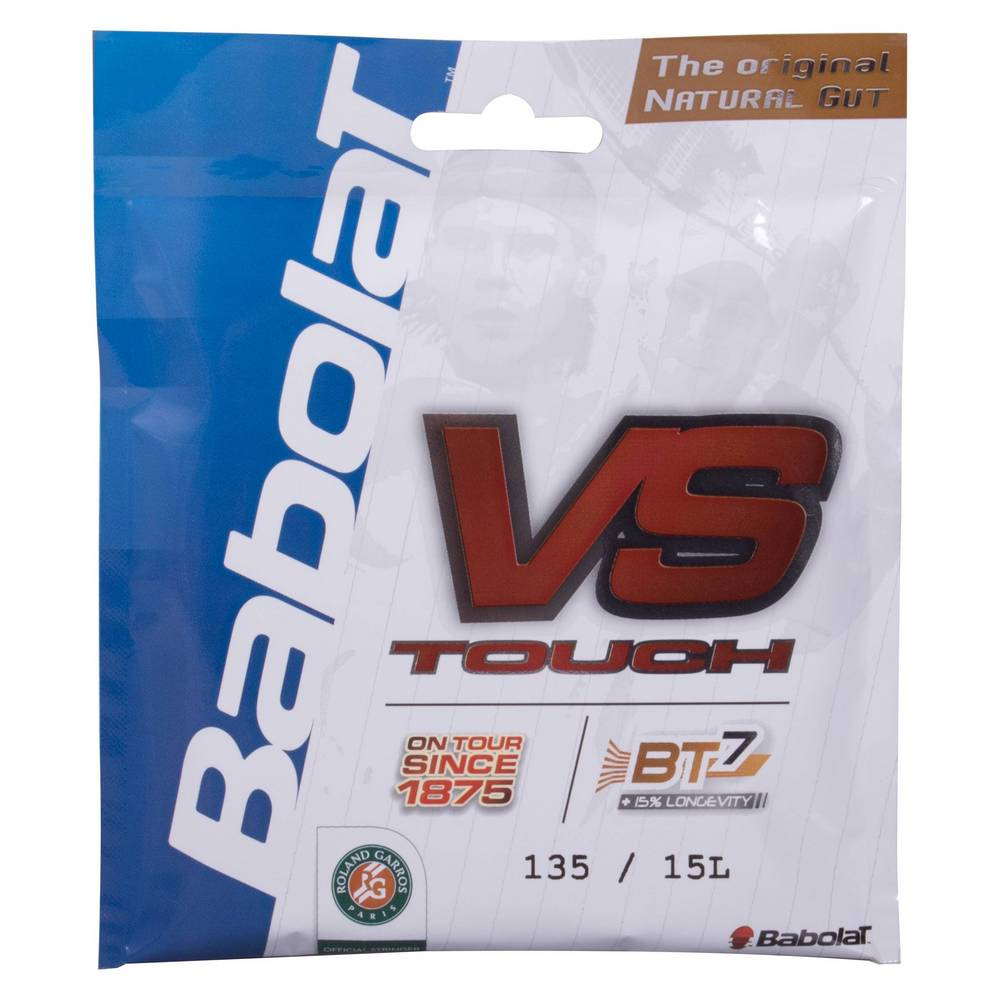Babolat VS Touch Naturale 1.30 mm 12 m
