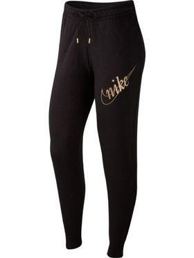 Nike Pant Sportwear Black Donna 1