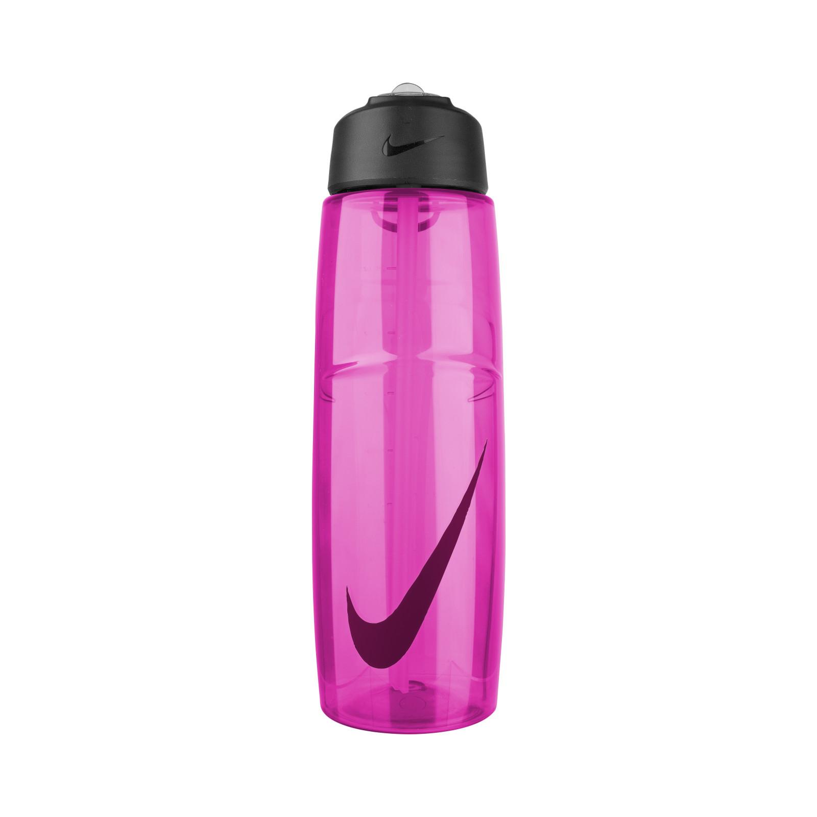 Nike Swoosh Water Bottle Pink 875 ml 1