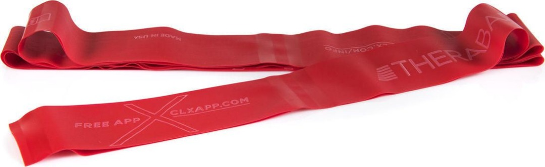 Thera Band CLX Rosso 1,7 Kg