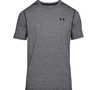 Under Armour UA Tech 2.0 SS Tee Grey Uomo