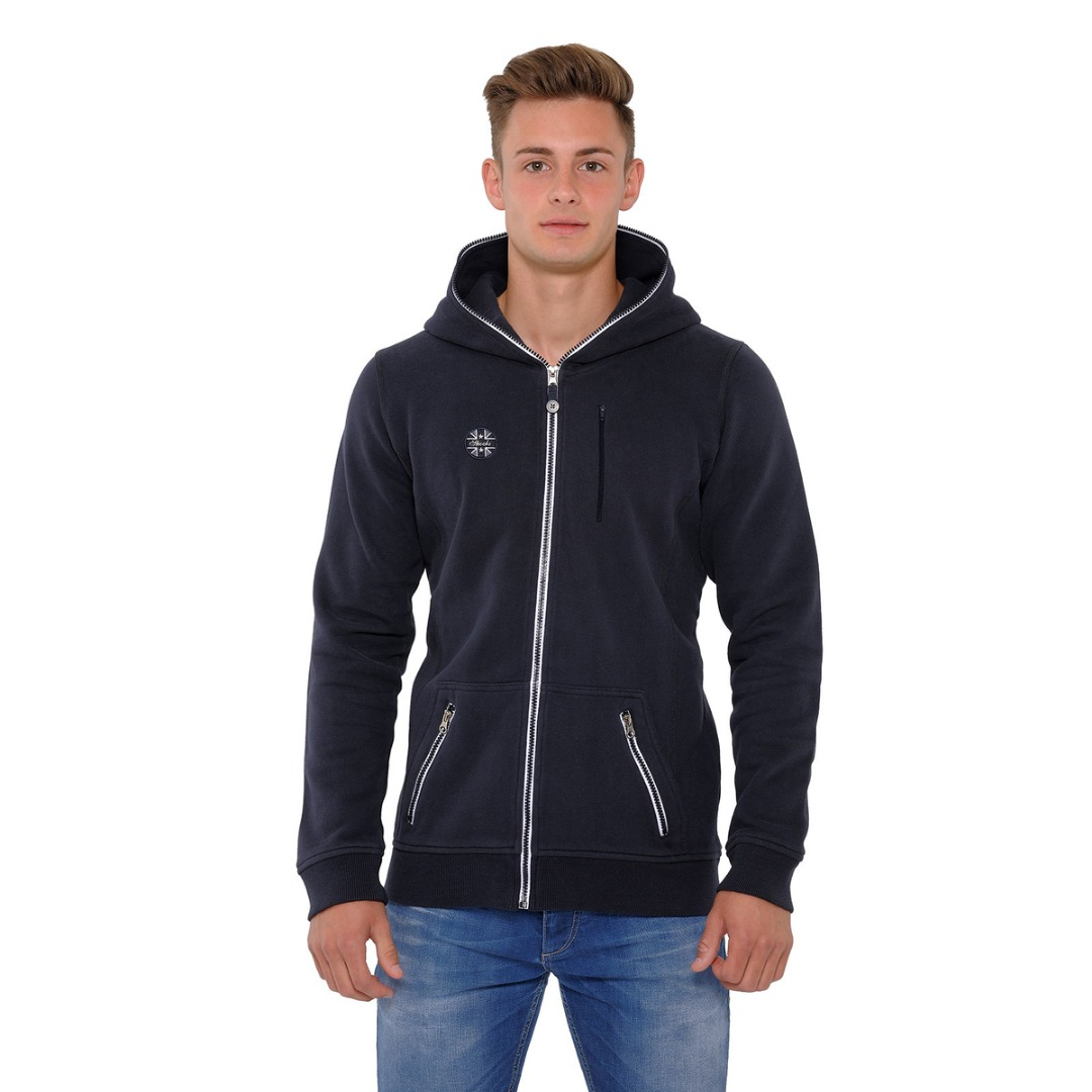 Spooks Tobi Jacket navy Uomo
