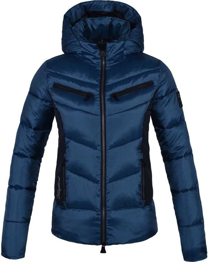 Kingsland Nakina Jacket Blue Real Donna 1