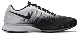 Nike Air Zoom Elite 9 Bianche-Nere Uomo