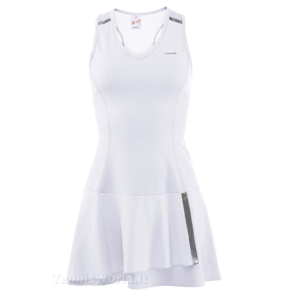 Head Perf Dress Bianco Donna