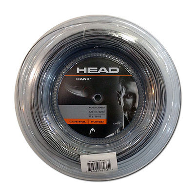 Head Hawk Rough Nero 1.25 mm 200 m