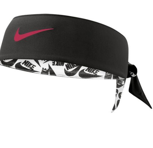 Nike Bandana Double Face Nike Nera