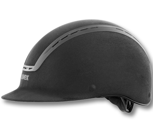 Uvex Casco Suxxeed  velours black