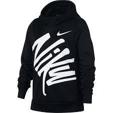 Nike Pullover Nero Bambina 1