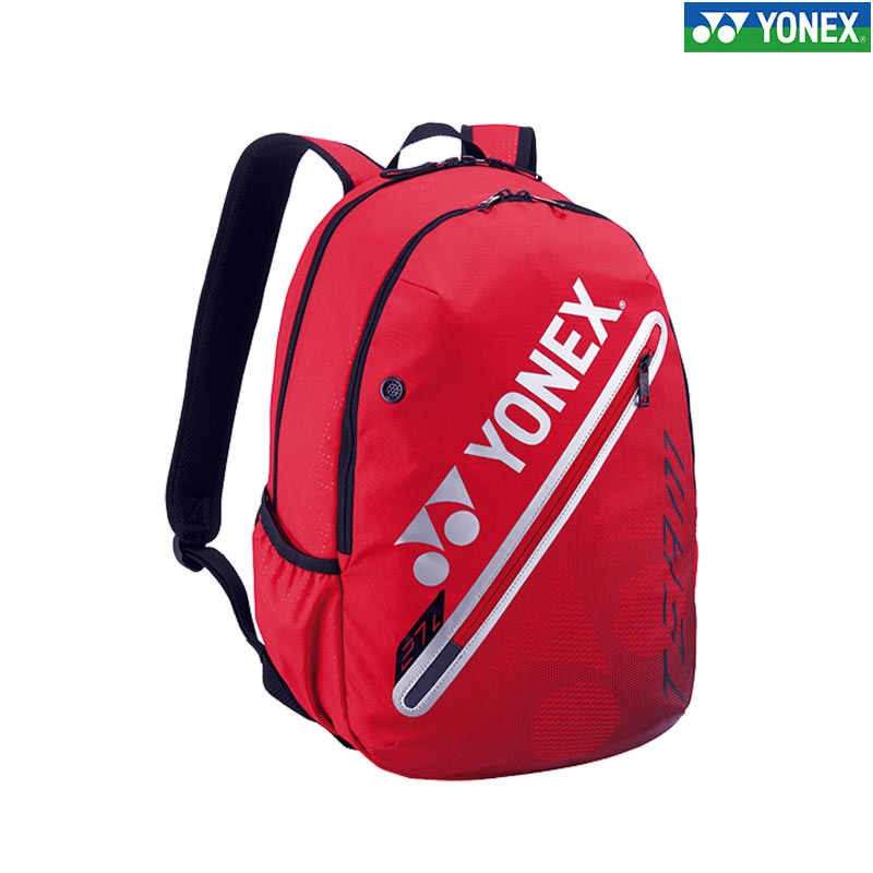 Yonex Backpack Rosso Nero