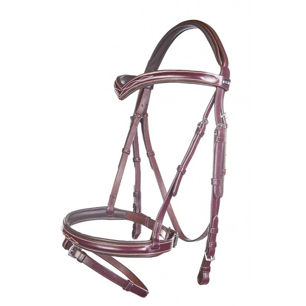 HKM Bridle Emely Brown 1
