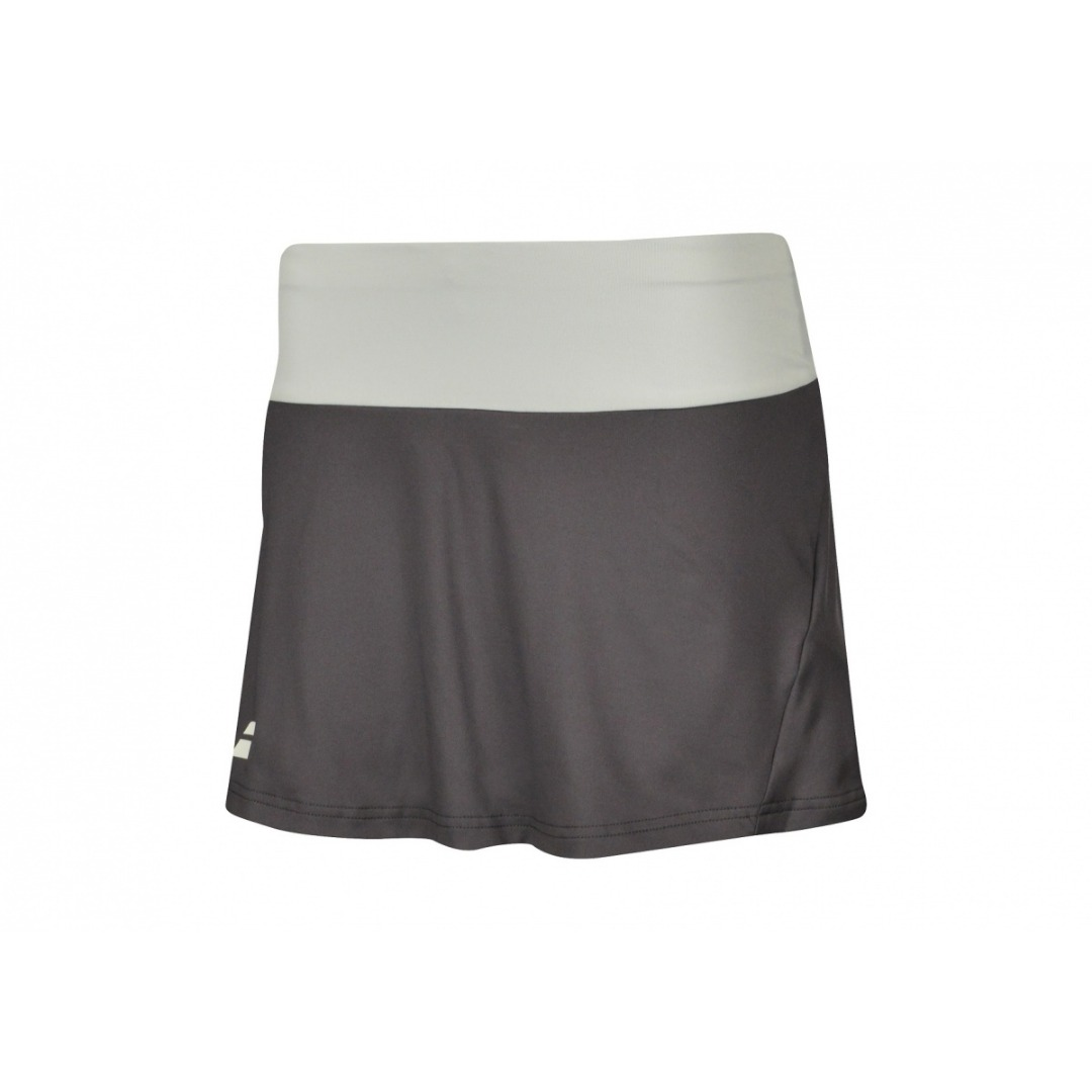 Babolat Skirt Core Antracite Bambina 1