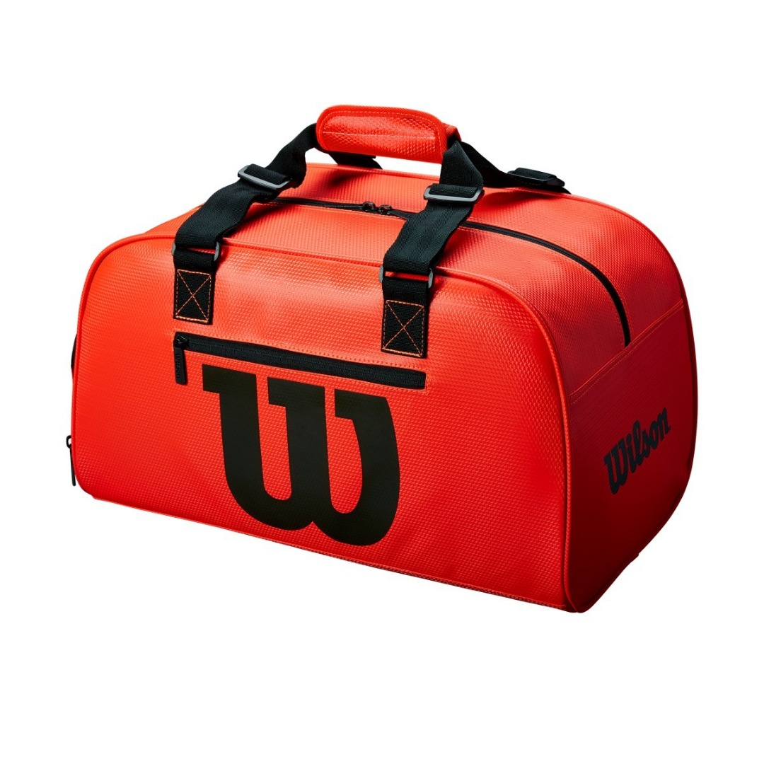 Wilson Duffel Bag Infrared small 1