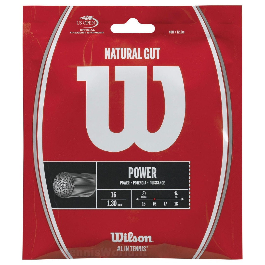 Wilson Natural Gut 1.30 mm 12 m