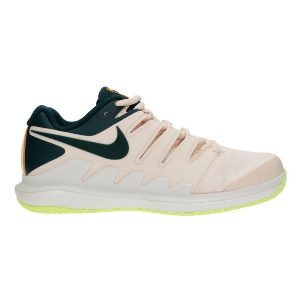 Nike Zoom Vapor X Clay Rosa Chiaro-Nero  Donna