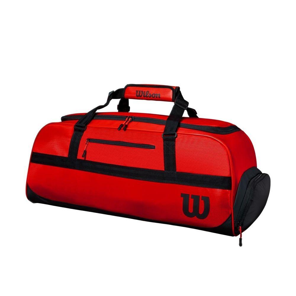 Wilson Tour Duffle Bag Red 1