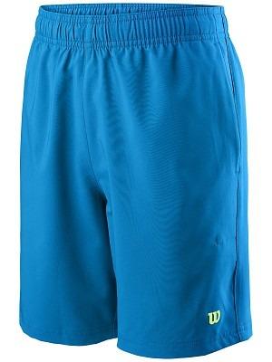 Wilson team 7 Short Azzurro Bambino