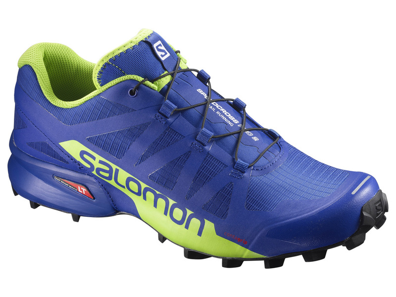 Salomon Speedcross Pro 2 Blu-Lime Uomo