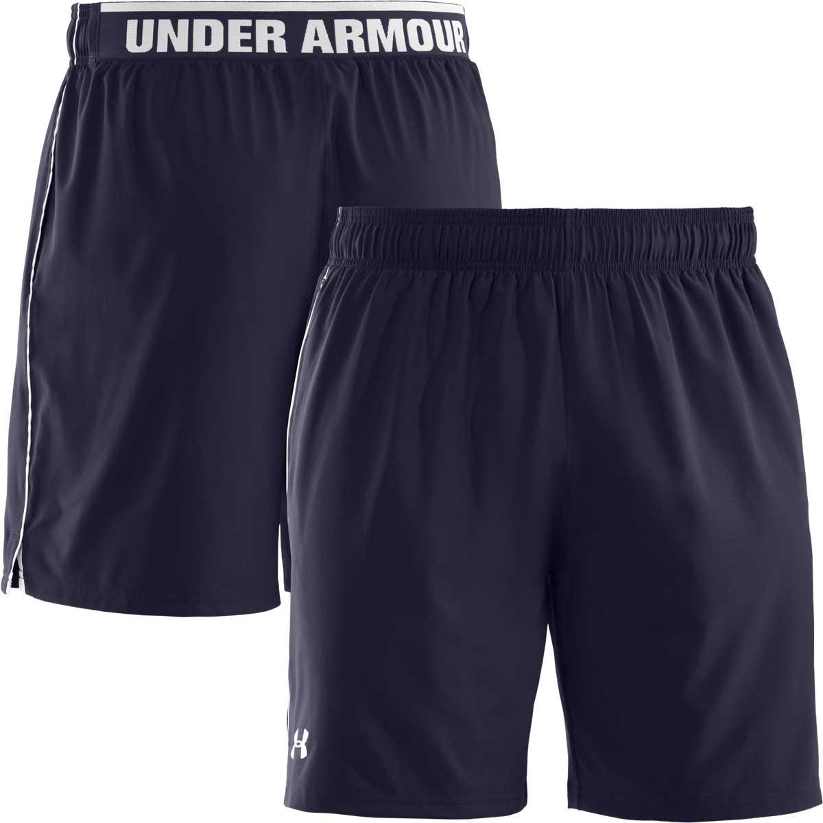 Under Armour Short Heatgear Blu Uomo 1