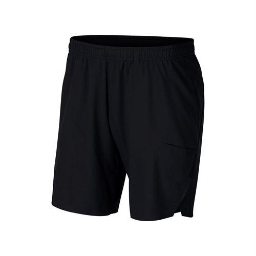 Nike Short Court Flex Ace Nero Uomo 1