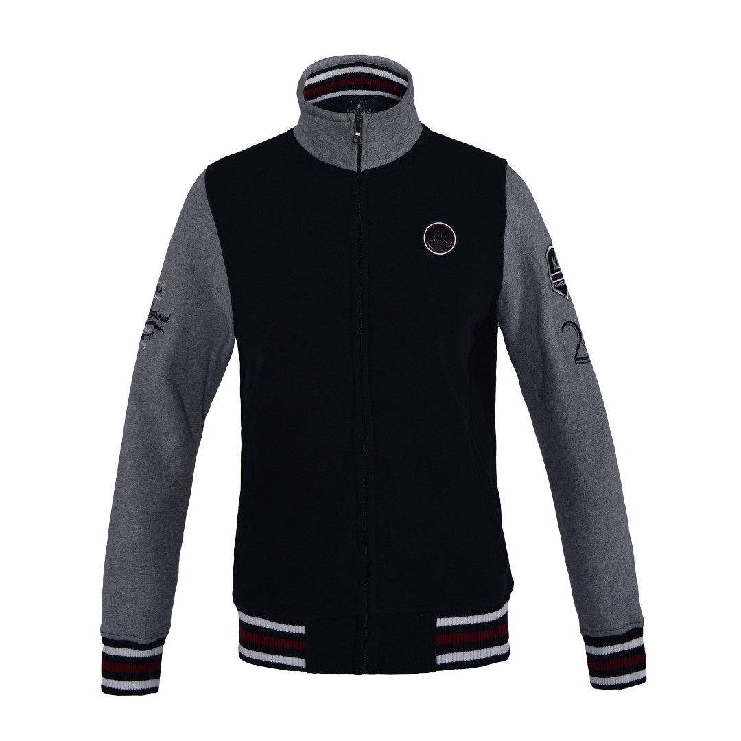 Kingsland Klgrosse Fleece Jacket Navy Unisex 1