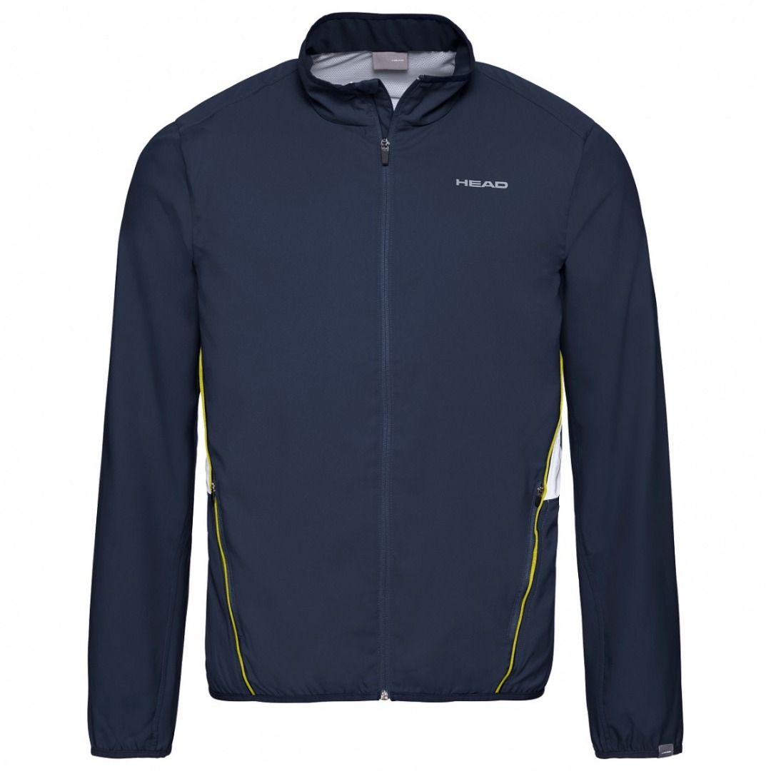 Head Club Jacket M Navy Uomo 1