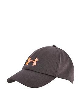 Cappellino Under Armour Renegade Grigio-Rosa